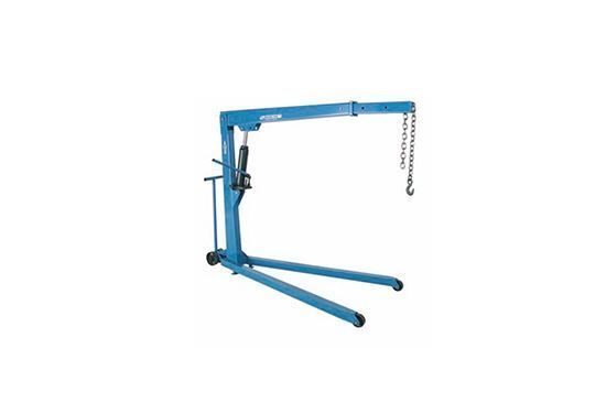 Picture of 3 TONS  HYDRAULIC ENGINE CRANE